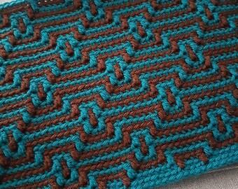 Þúfa / Tussock - pillow chrochet pattern