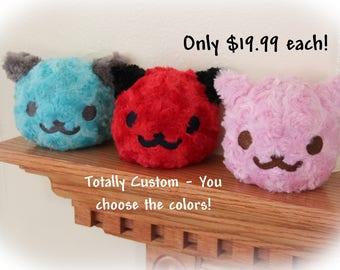 Sensory Toy / Plush Toy / Plushie / Sensory Play / Cat Plushie / Sensory Toys for Kids / Sensory Toys for Adults / Sensory Toys Autism