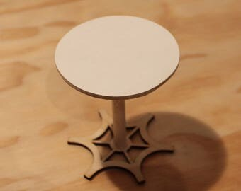 Miniature Round Table