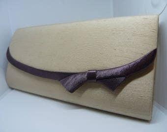 Vintage Jacques Vert Designer Clutch Evening Bag