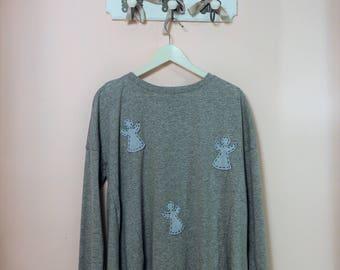 Angel Grey T-Shirt