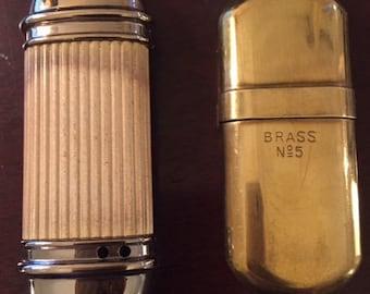 set two vintage lighters