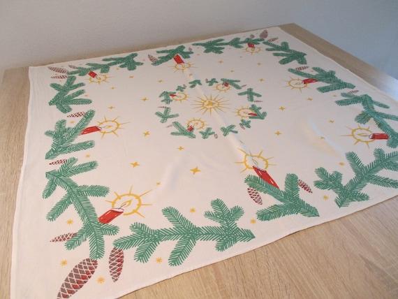Christmas Tablecloth 30