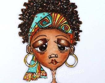 1555 Jewels Digi Stamp