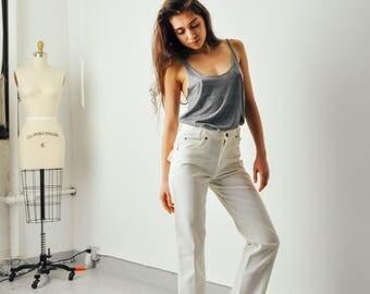 Vintage Gap Deadstock Pioneer White Jeans