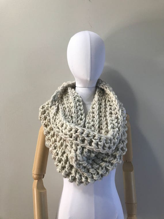 Infinity Cowl Scarf   style #1034