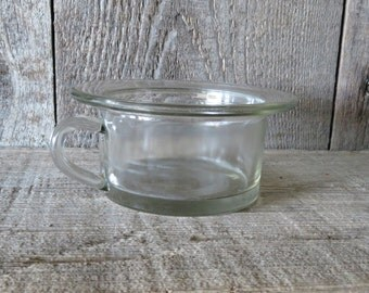 Glass Childs Chamber Pot - Item 90