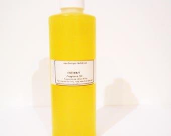 Coconut Fragrance Oil    U Pick Size   100% Fragrance Oil /  Uncut