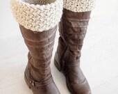 Easy Boot Cuff Crochet Pa...