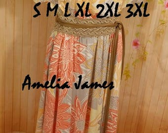 Amelia James Destin Dress  Size 2XL (18-20) & 3XL (22-24)