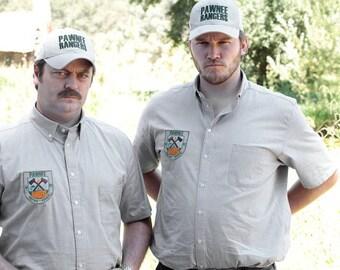 Pawnee Ranger Cap-OS