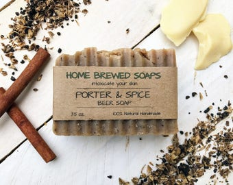 Beer Soap, Homemade Soap, Natural Soap, Beer Lover Gifts, All Natural Soap, Boyfriend Gift, Beer Gift, Cool Beer Gift, Mens Soap, Soap
