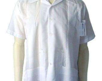 Vintage 1970's Guayabara Shirt Size Large