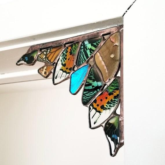Wall Hanging / Butterfly Wall Art / Door Art / Home Decor