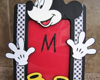 Disney Decorative Frame  - Mickey Mouse - Cricut