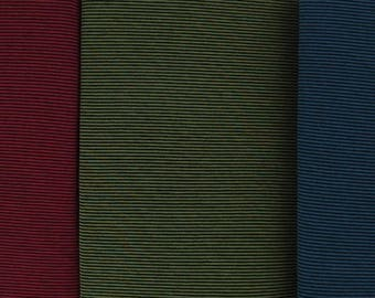 FILIGRANO striped viscose jersey