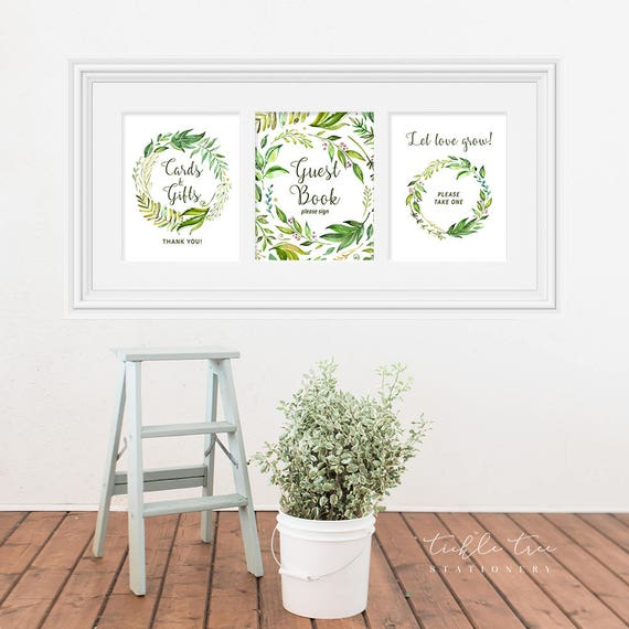 Reception Signs/Various - Breezy Leaf (13701)
