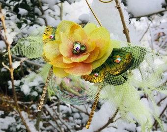 MOSS MAGIC Fantasy Christmas Ornament