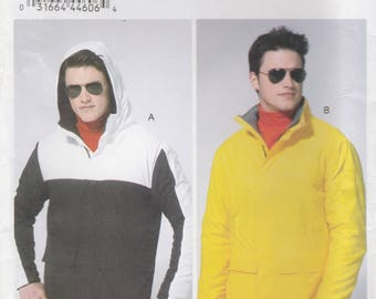 Men's Jacket Pattern Vogue 8842 Sizes 40 - 46 Uncut