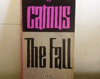 The Fall by Albert Camus - A Novel