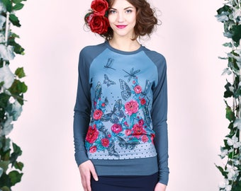 Rose - sweatshirt