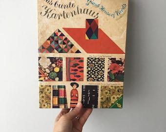 Vintage Eames Ginat House of Cards - German Tintarella