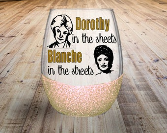 Dorothy In The Streets Blanch In The Sheets
