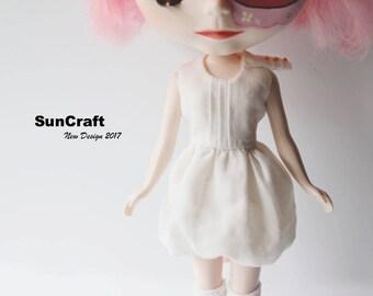 Handmade  Neo Blythe Dress Set by SunCrafte 2017 May