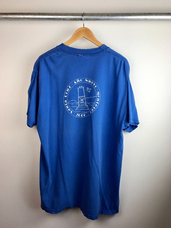 Vintage Santa Cruz, California Men's Tee