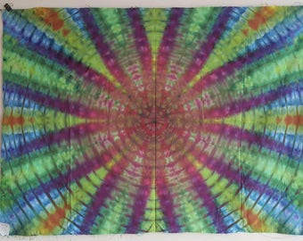 Tie Dye Tapestry 43x58inches