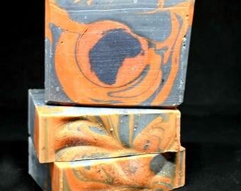 eclipse soap, eclipse souvenir, solar eclipse, eclipse art, eclipse soaps, eclipse gift, eclipse lover, moon, sun, handmade soap
