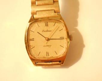 Eastman mens quartz watch
