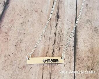 Heart Mom necklace, CHD Awareness, heart mama, CHD necklace, CHD jewelry