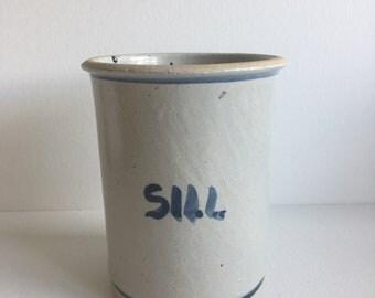 Rustic pot for Salt, Utensils