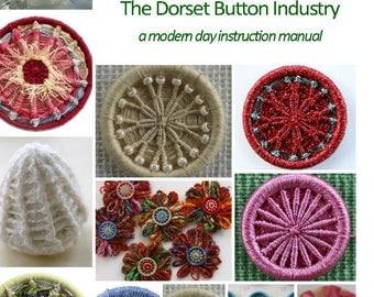 Dorset Button instruction booklet