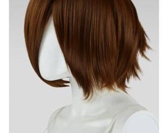 Epic Cosplay Aphrodite Light Brown Short Wig
