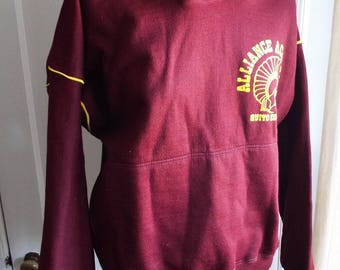 Vintage Ecuador Alliance Academy Hooded Sweatshirt
