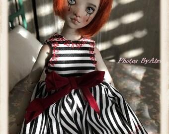 MAYA Ooak BJD Artist Doll