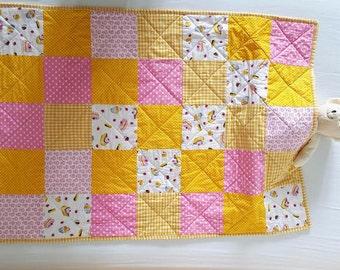 Baby Quilt, Baby blanket
