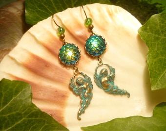 Siren Song - handmade Earrings