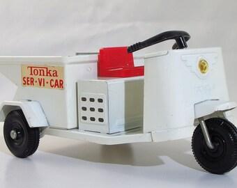 Vintage Tonka 1962 Ser-Vi-Car