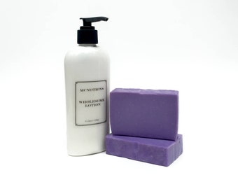 Lilac Lotion, Creamy Body Lotion, Hand Lotion, Shea Butter Lotion, Natural Lotion, Gentle Lotion, Wholesome Lotion, Classic Lilac scent