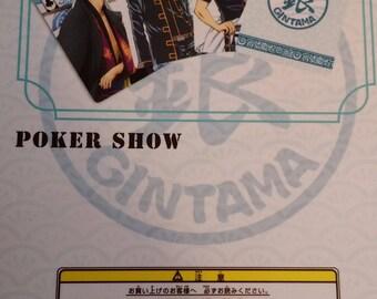 Gintama Card Deck