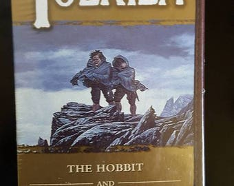 SEALED - NEW Condition J.R.R. Tolkien The Hobbit and The Lord Of The Rings Box Set - Copyright 2003