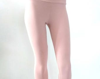 Blush Leggings festival dance lounge pants