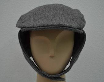 Kangol Bugatti Hat Vintage Kangol Wool Hat Made in England Size XL