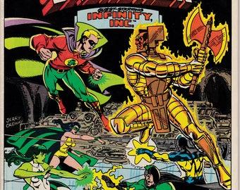 Annual All Star Squadron #2 - DC Comics - November  1983 Issue - Grade Fine