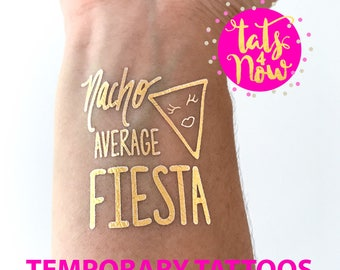 fiesta siesta, fiesta siesta tequila repeat, mexico bachelorette, nacho average bachelorette, tats4now, fiesta party, down to fiesta