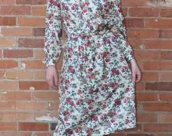 Lanvin Vintage 1970s Dress