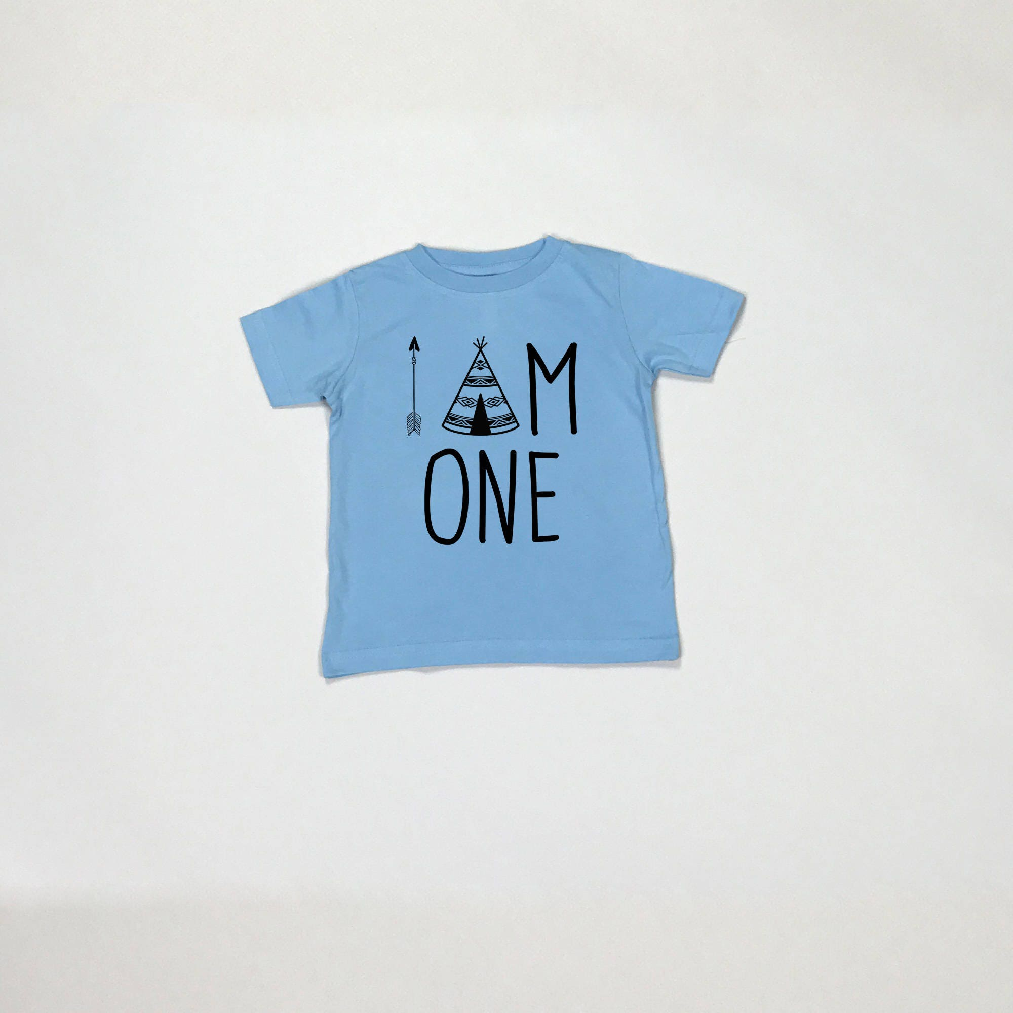 I Am One Wild Birthday Outfit Shirt 1st